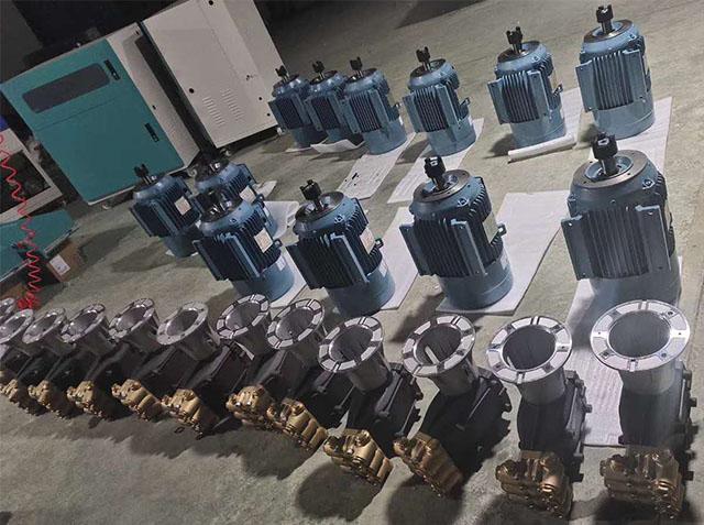 ABB电机AR泵组