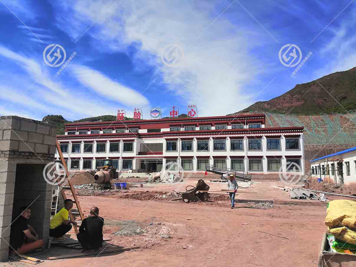 西藏昌都津恳牧业高压喷雾消毒除臭