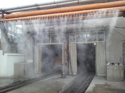 人工景观造雾设备在造景工程中应该如何选择?