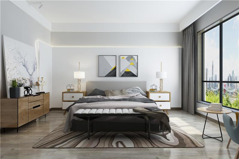 新都旧房改造——卧室
