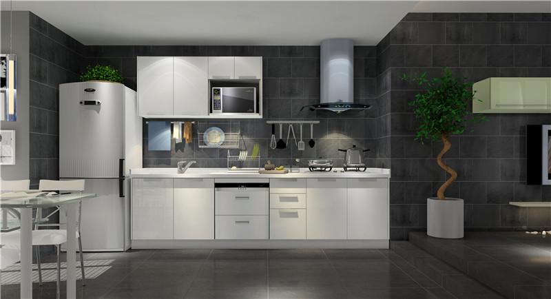 新都旧房改造——厨房