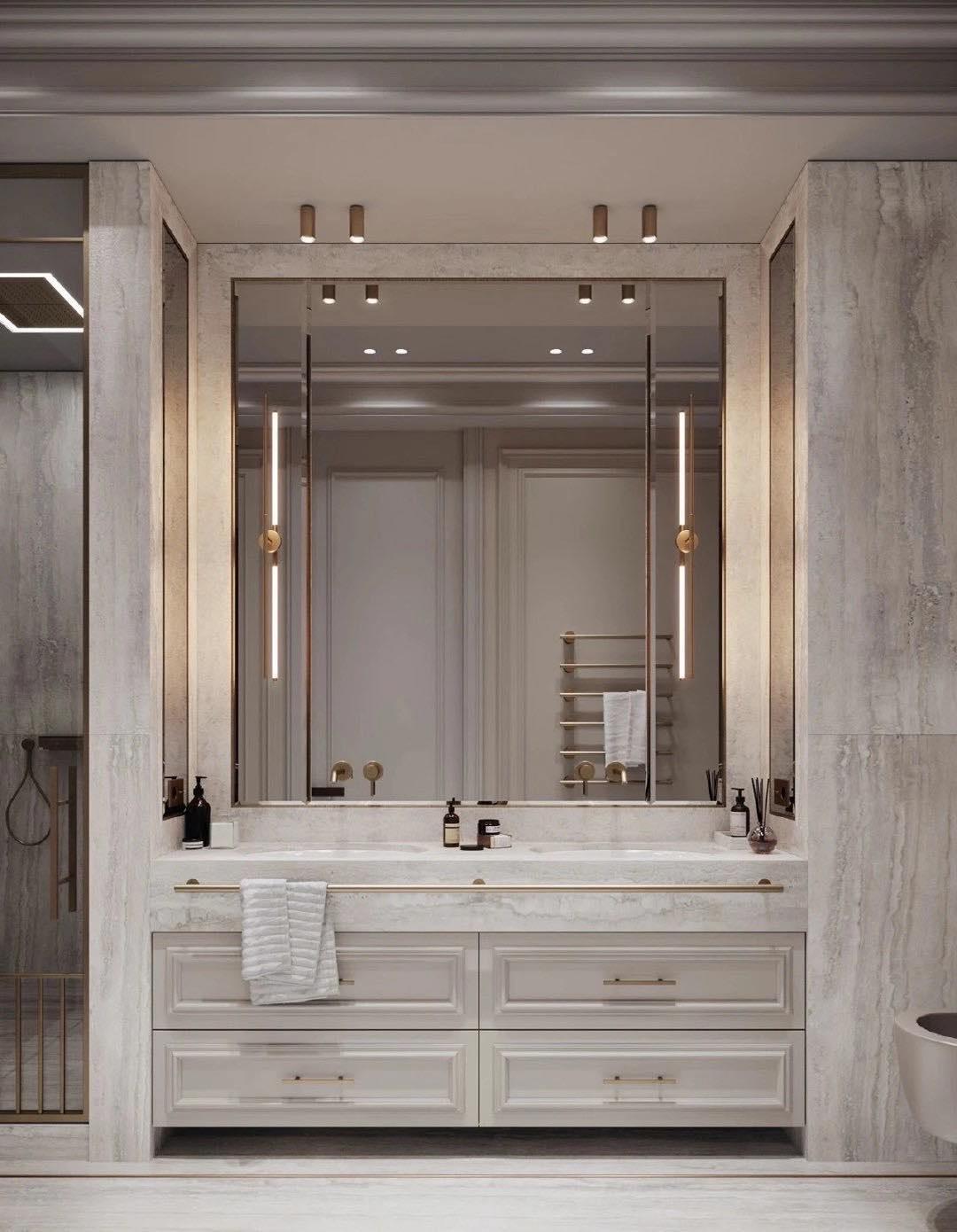 卫生间-洗漱梳妆台