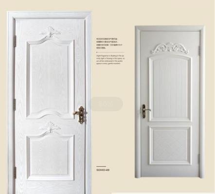 西安实木烤漆门