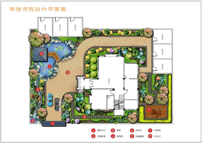 園林給排水工程的特點