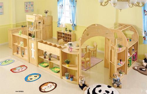 成都幼儿玩具柜案例展示