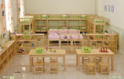 成都幼儿家具定制案例