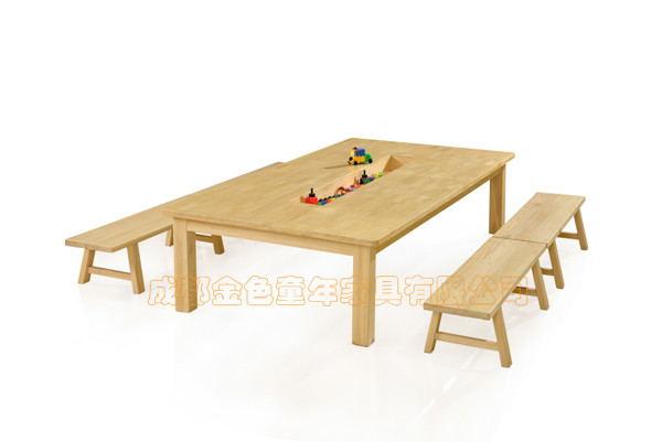 成都幼儿桌椅定制-106#系列桌椅组合