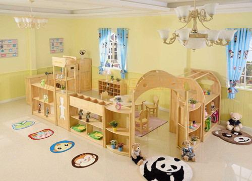 成都幼儿家具-104#系列组合