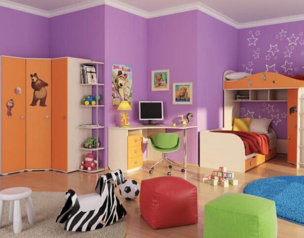 选购成都幼儿园家具小细节有大作用!