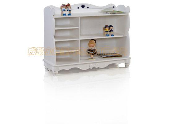 綿陽幼兒玩具櫃-20641#兩門收納櫃