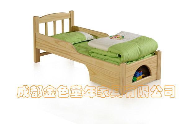 成都幼兒家具-10125-1#單床