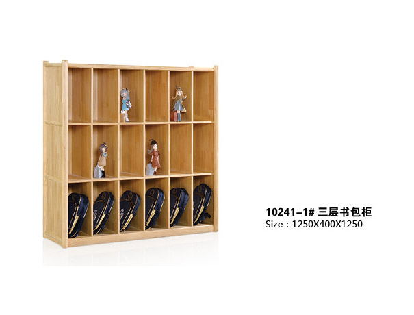 成都幼兒園書包櫃