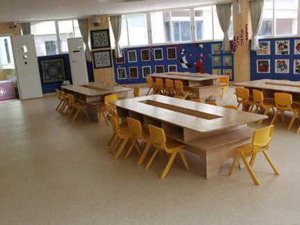 幼儿园家具为什么特别爱用松木?