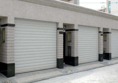 白银车库门安装