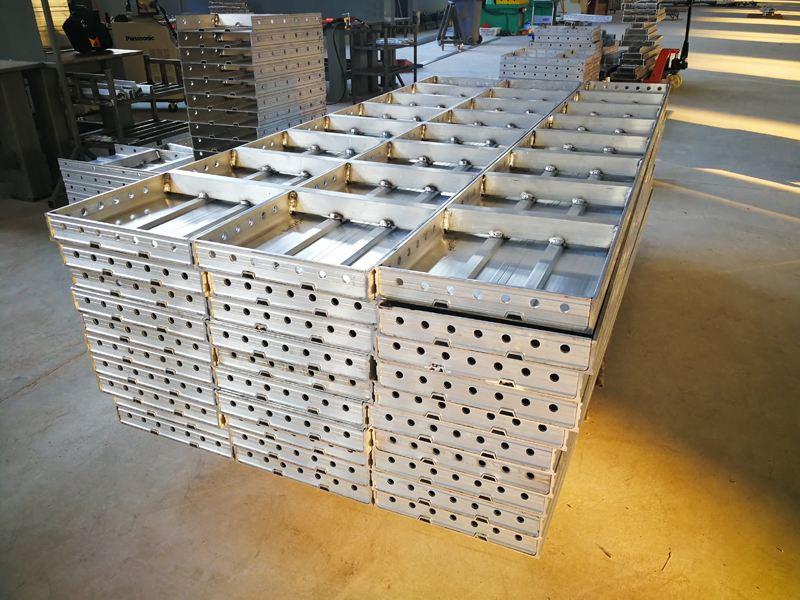 陕西铝模板施工