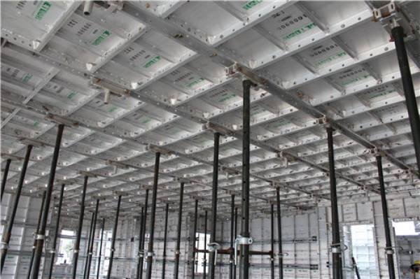 铝模板施工