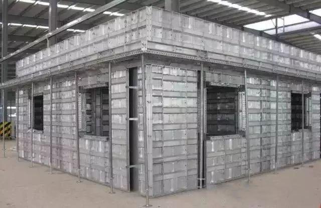 陕西铝模板厂家