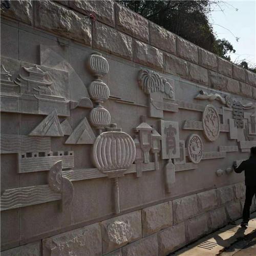 河南浮雕壁画加工