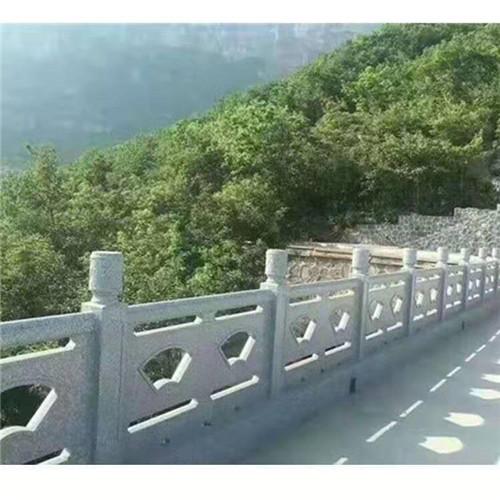 河南桥栏板带您了解桥梁护栏的功能都有哪些