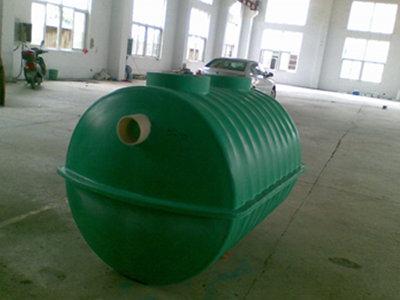 陕西隔油池安装