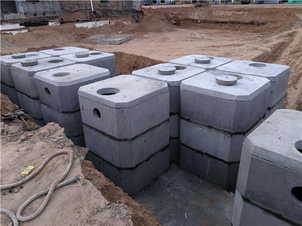 家庭化粪池为什么不会满 ?家用化粪池做法