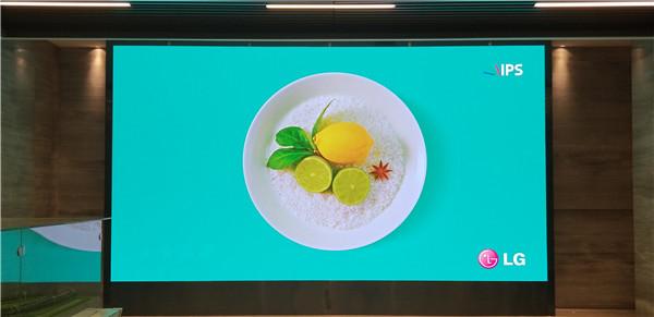 陕西P1.875高清全彩LED显示屏