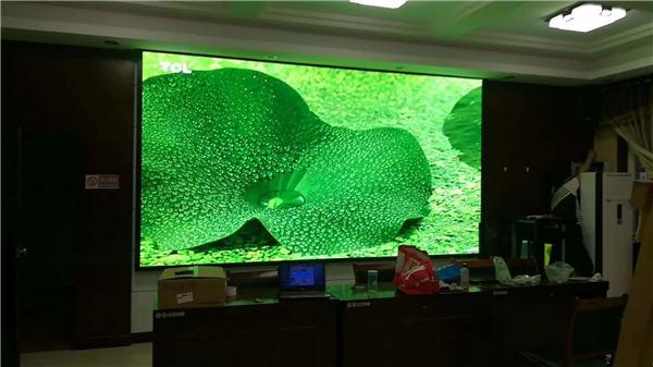 室内P2高清全彩LED显示屏
