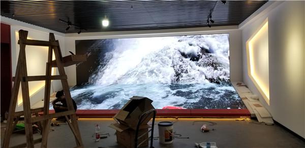 陕西高清LED显示屏