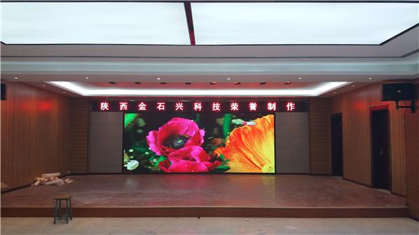 西安LED显示屏行业发展现状分析