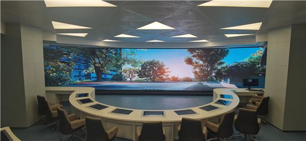 西安电子显示屏工程是由鑫睿彩光电科技公司来完成