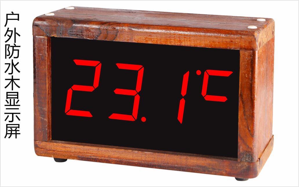 成都游泳池设备-温度显示器