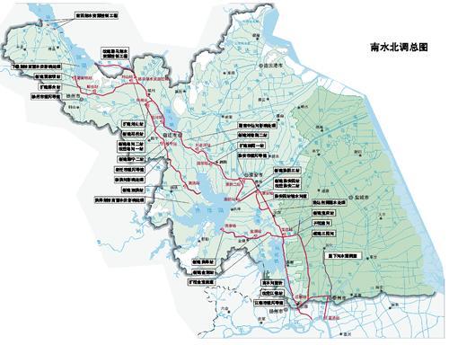水利部:南水北调东线一期年度调水已入山东