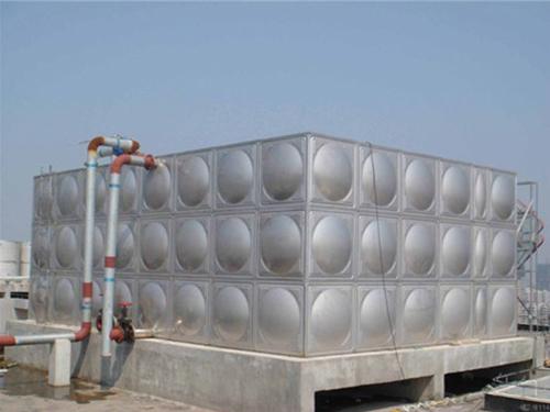 成都不锈钢水箱安装成功案例