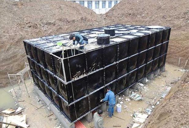 生活和消防用水中需要注意的成都地埋式不锈钢水箱安全问题