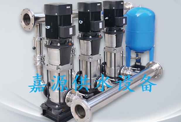 成都变频恒压供水设备