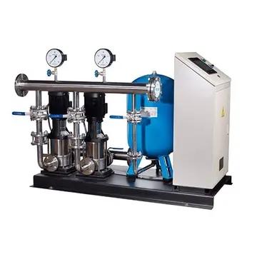 成都供水设备安装注意事项