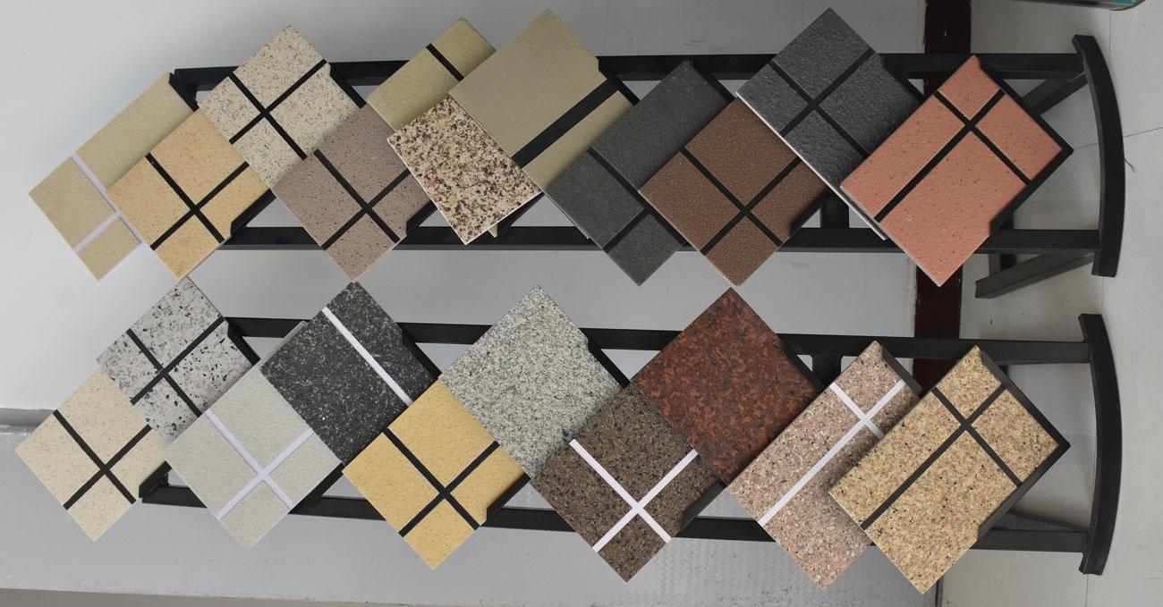 鑫缘天然岩片漆生产厂家 产品不易褪色