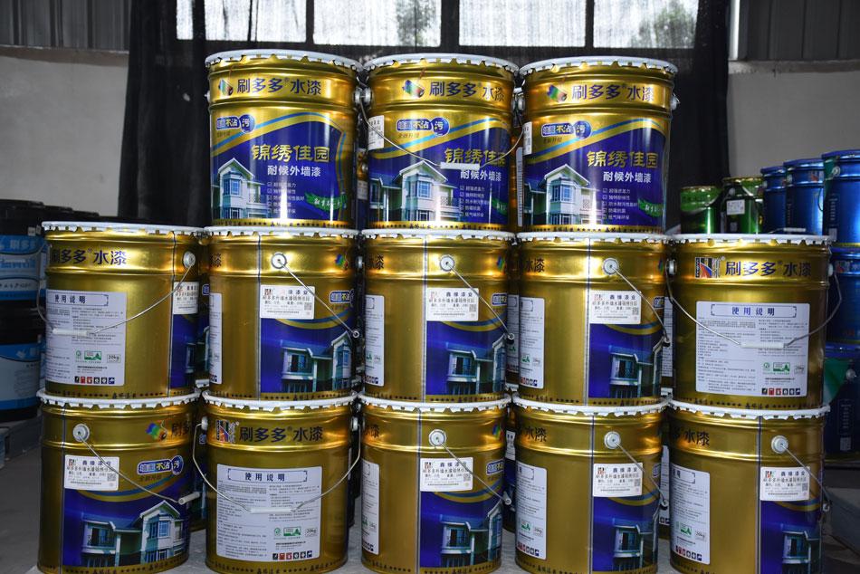 河南外墙面漆_超强耐候环保遮盖力强延展性好墙面漆厂家