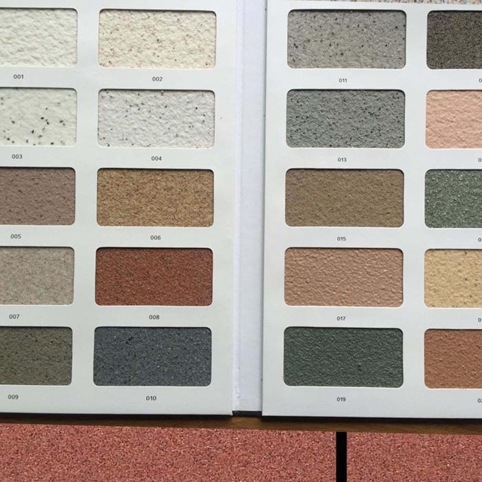 河南真石漆:真石漆的质量怎么分辨?