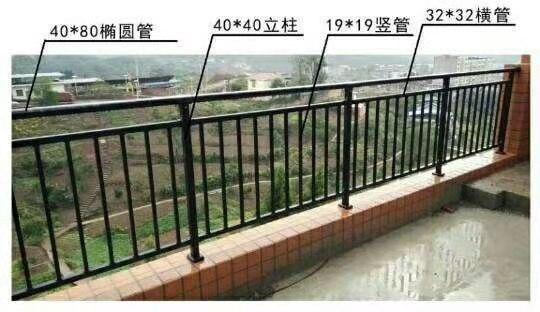 河南锌钢护栏生产