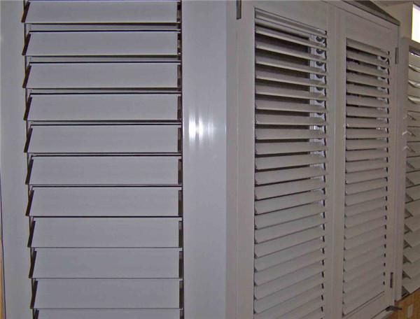 铝合金百叶窗在设计的时候有哪些独特的设计呢