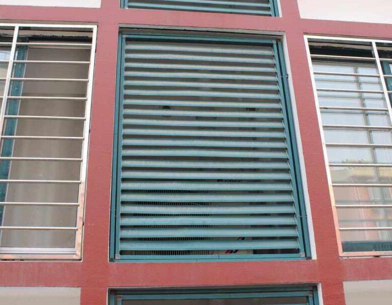 锌钢百叶窗为什么能够替代传统百叶窗?三大优势六大特点解决你心中的顾虑