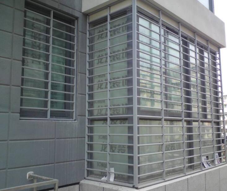 河南铝合金百叶窗安装