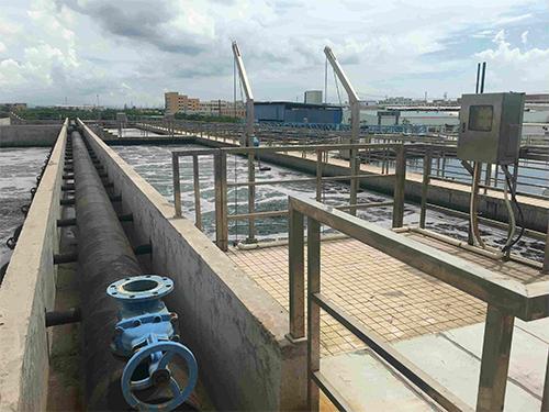 成都汙水處理施工
