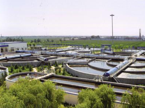 成都一体化污水处理