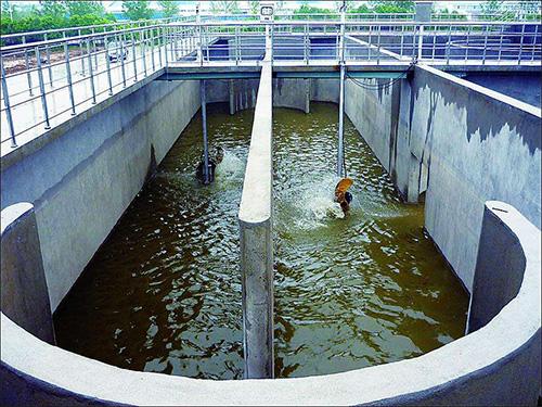 成都污水处理