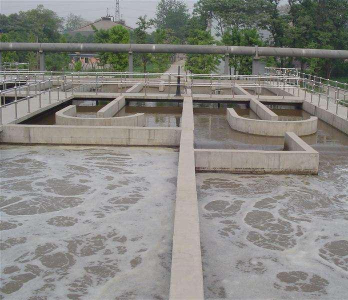 成都汙水處理工程