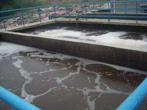 成都汙水廢水處理工程施工