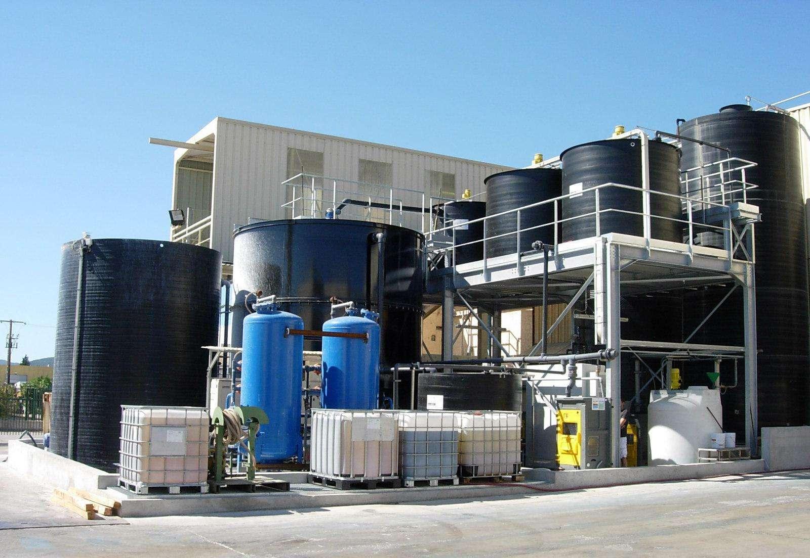 成都污水处理设备公司