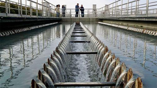 成都废水处理工程